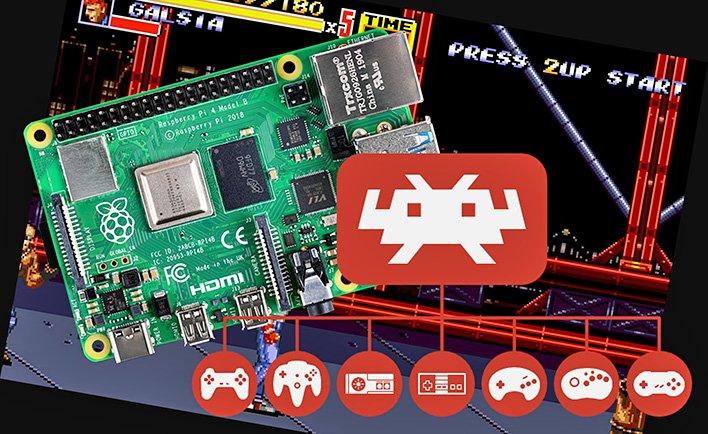Raspberry Pi Retro-gaming