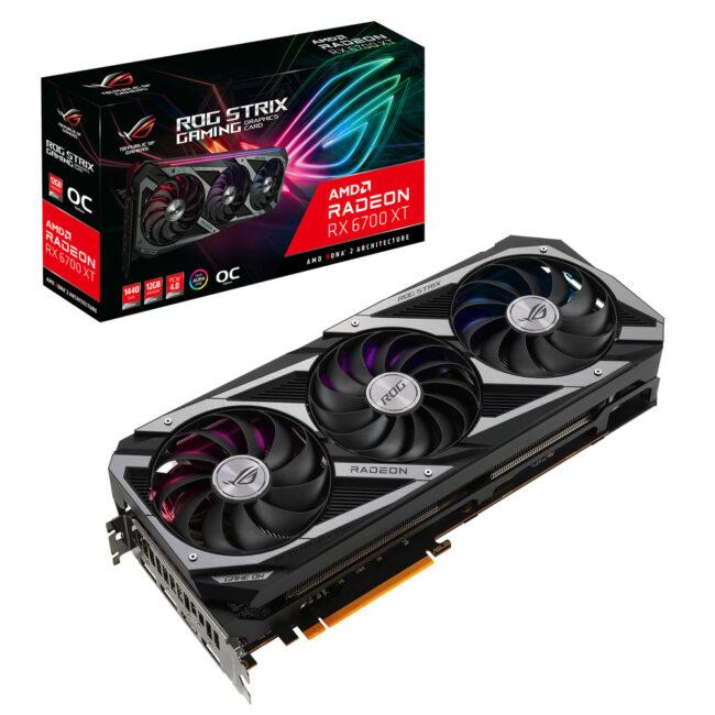 ROG Strix Radeon RX 6700 XT