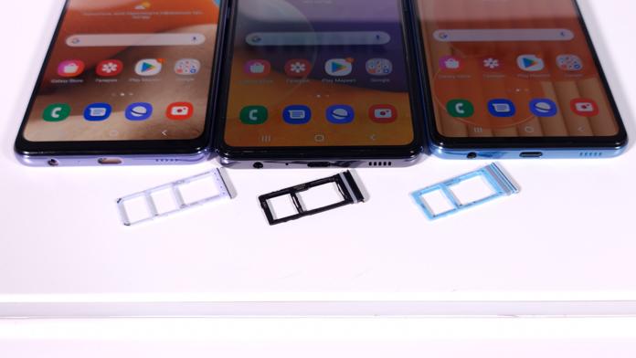 Samsung Galaxy A32 A52 A72