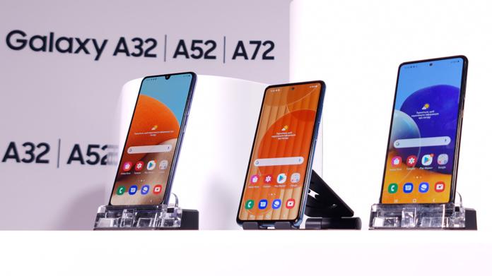 Превью новинок Samsung Galaxy A32/A52/A72 — итоги Galaxy Unpacked 2021