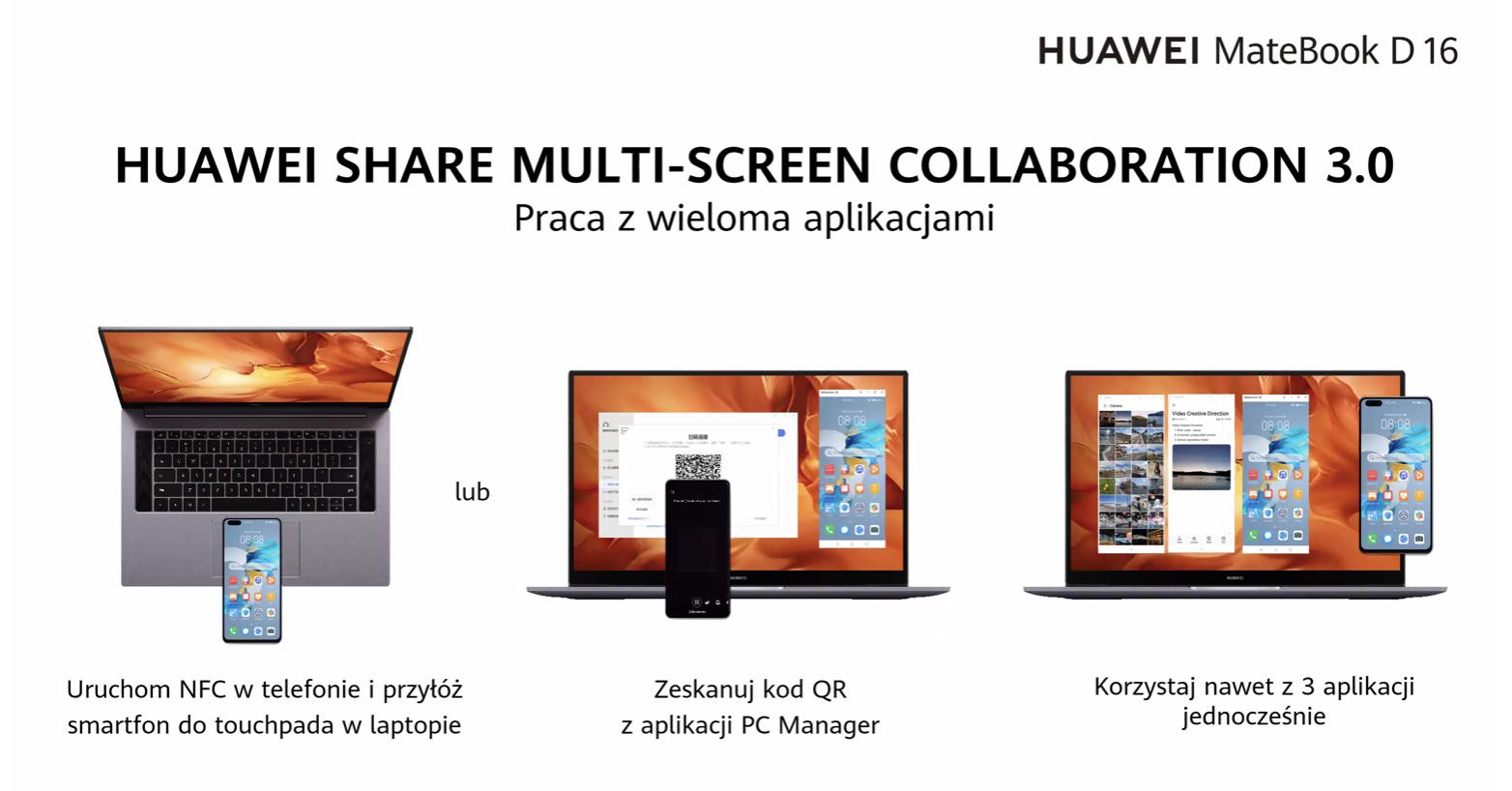 Huawei MateBook D16Huawei MateBook D16