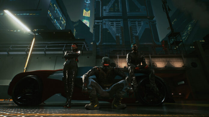 Dla Cyberpunk 2077 ukażą się dziesięć darmowych i trzy płatne dodatki