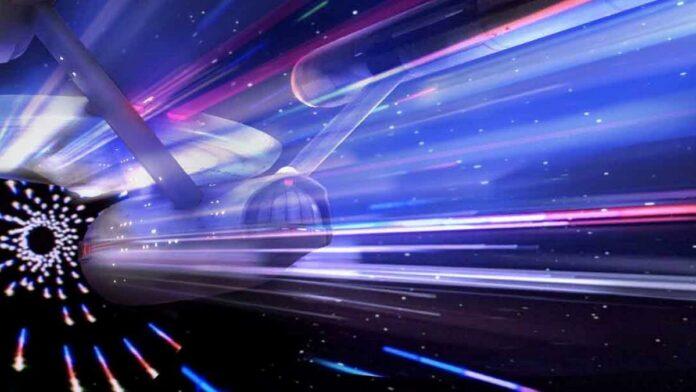 navigation system for interstellar space