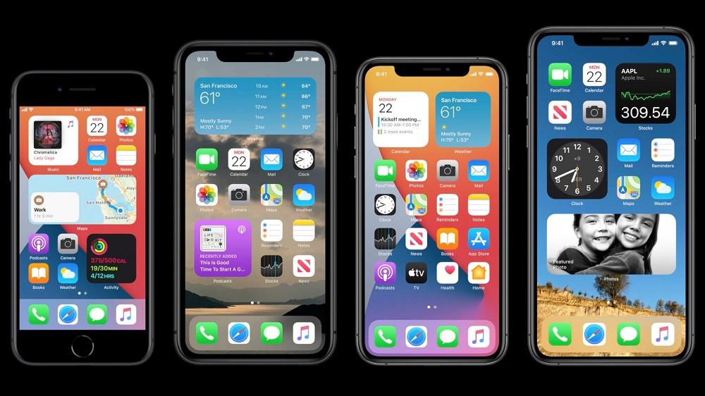 Как пользоваться новыми виджетами на iPhone