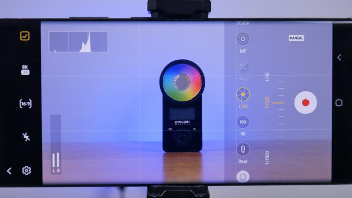 Как снимать и монтировать 8K видео со смартфона Samsung