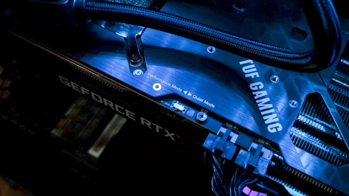 ASUS TUF RTX 3090 24GB OC