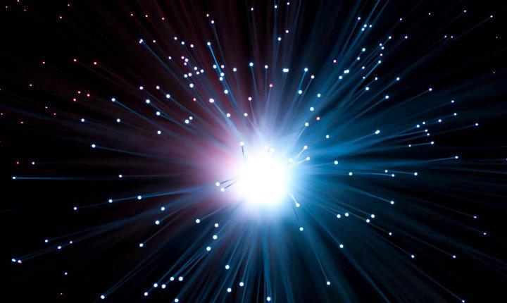 Fundamental physics particle reaction