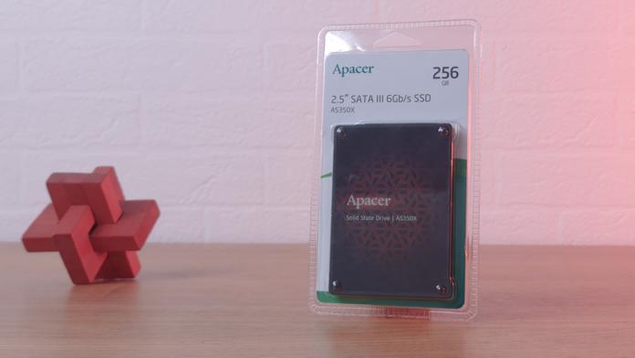 Краткий обзор Apacer AS350X 256GB: Наследник бестселлера