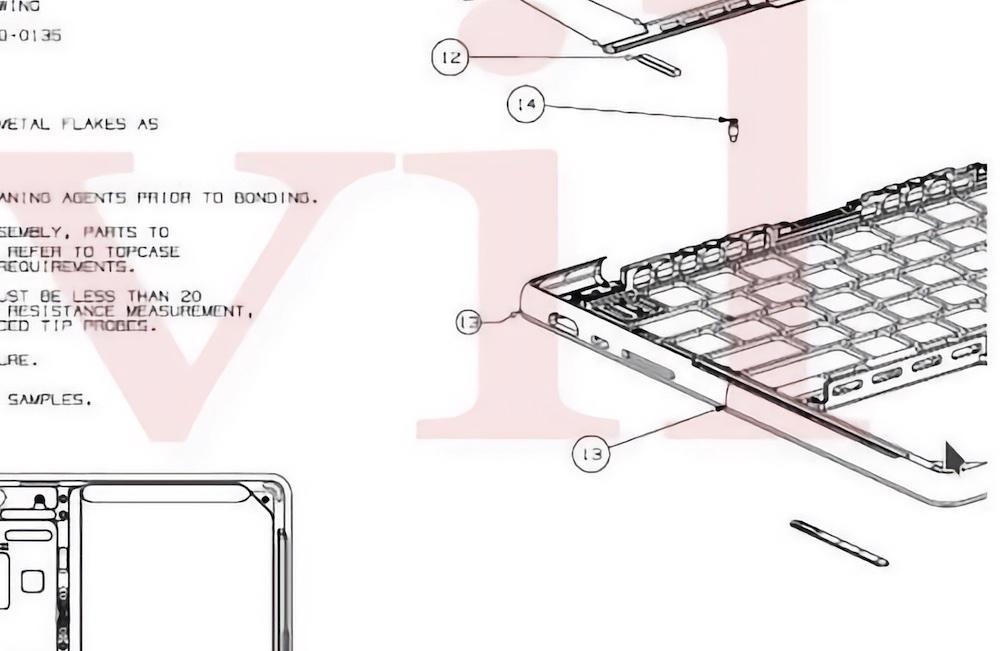 Apple MacBook 2021 Blueprint
