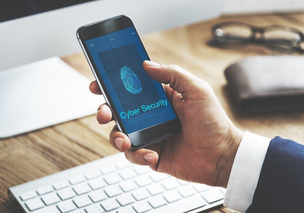 Биометрия в смартфонах: Сканер отпечатков пальцев