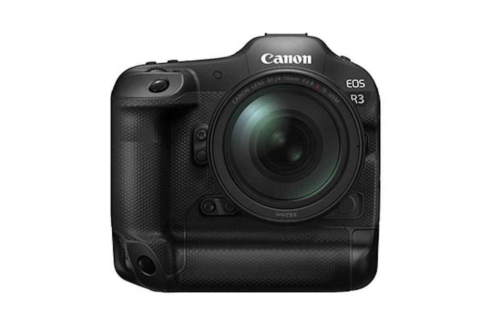 Canon EOS R3 Teaser