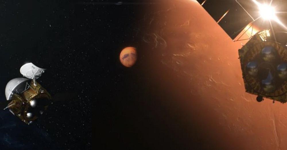 Напрямок на Марс