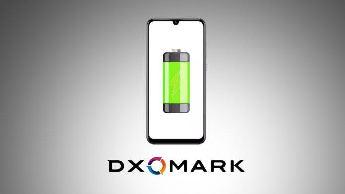 DxOMark Battery