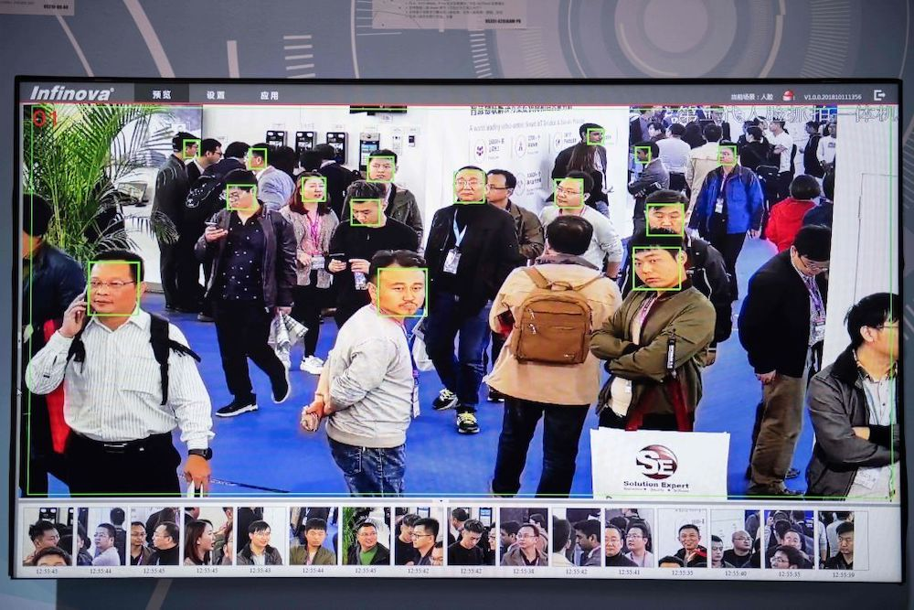 Face Recognition China