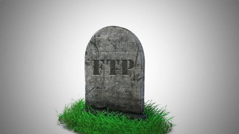 Firefox FTP is dead