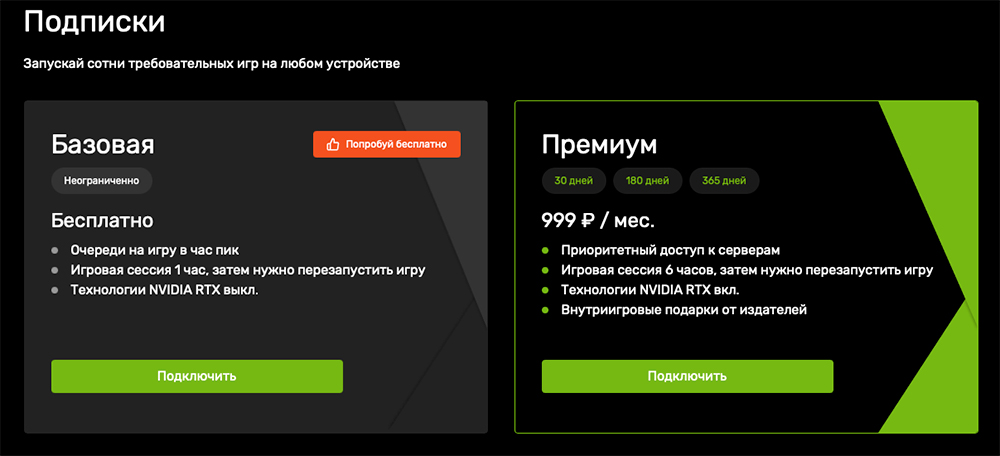 GeForce Now (GFN.RU)