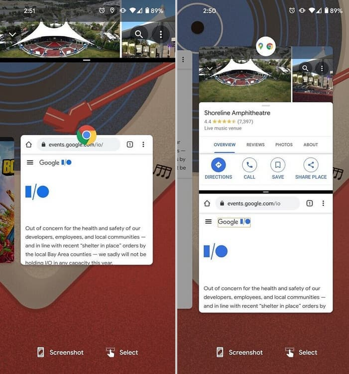 Google Android 12 App Pairs