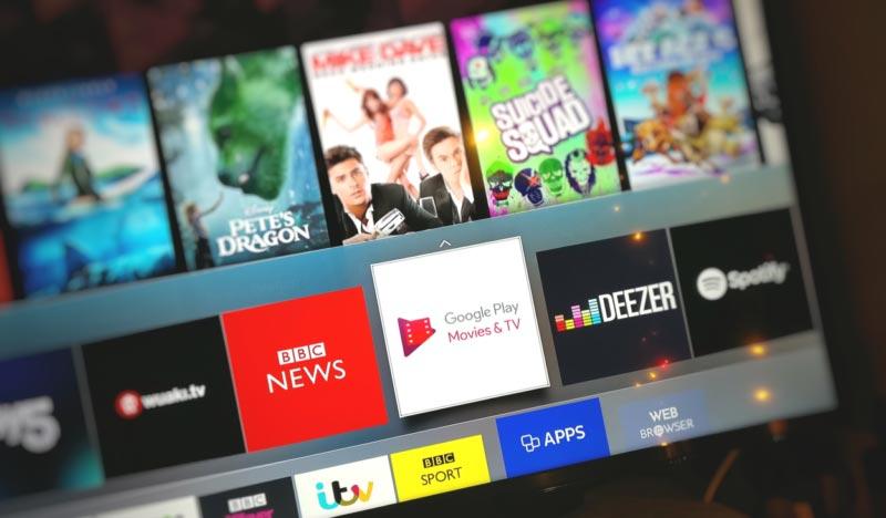 Google Play Movies TV