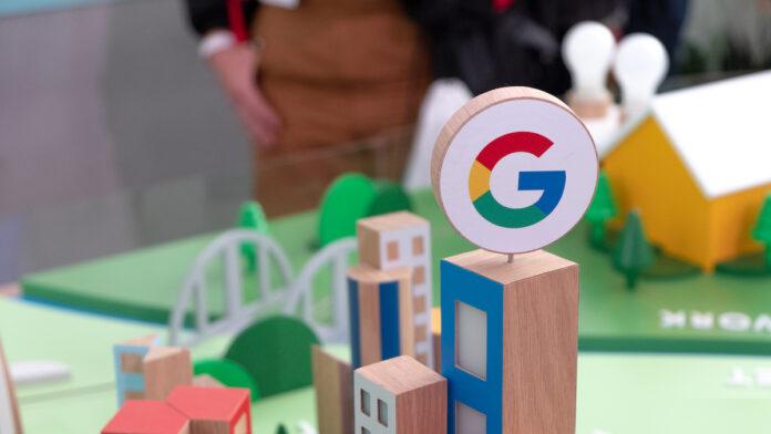 Google Toy Logo