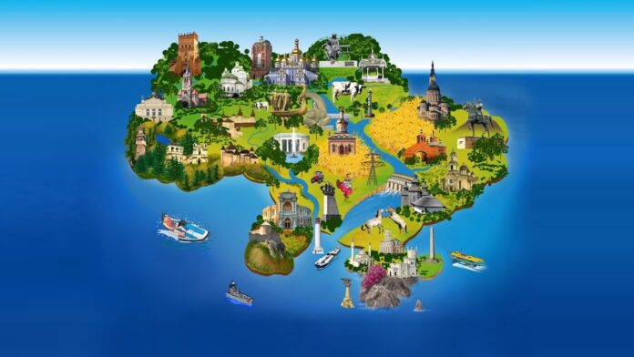 Google Ukraine Tourism