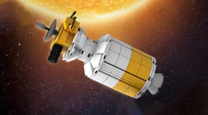 Lego Ulysses NASA/ESA