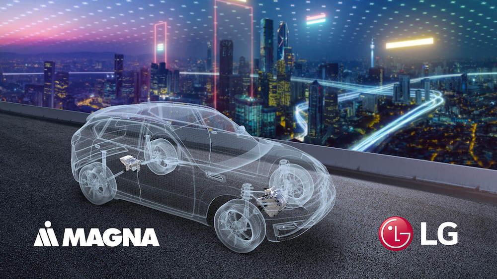 LG Magna Logo