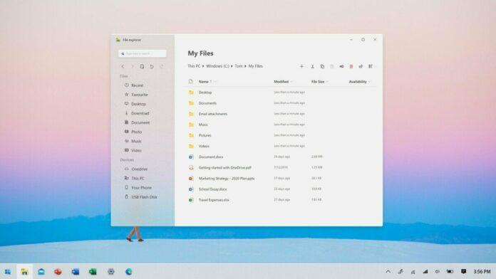 Microsoft Windows 10 21H2 Sun Valley