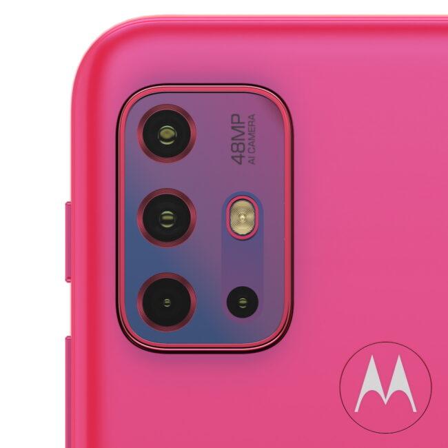 Motorola G20 Rosa Flamingo