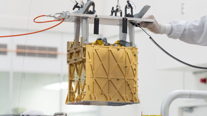 NASA MOXIE