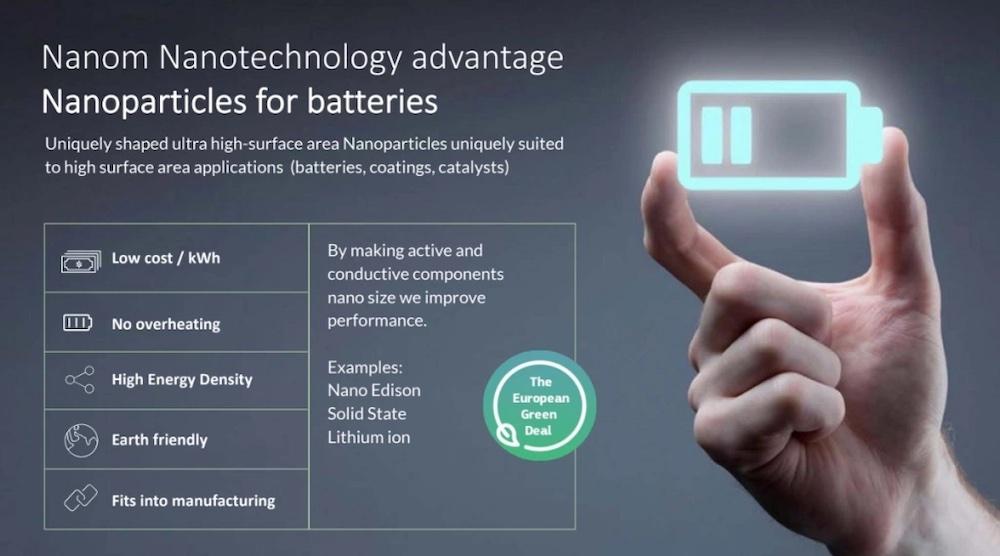 Nanom Technology