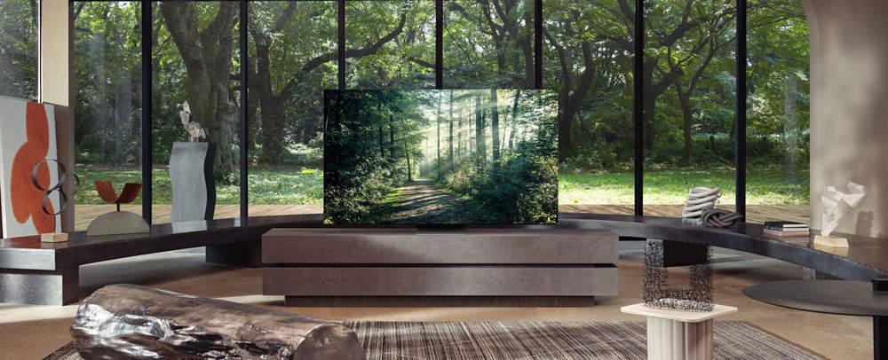 Samsung розказав про інноваційні функції телевізорів