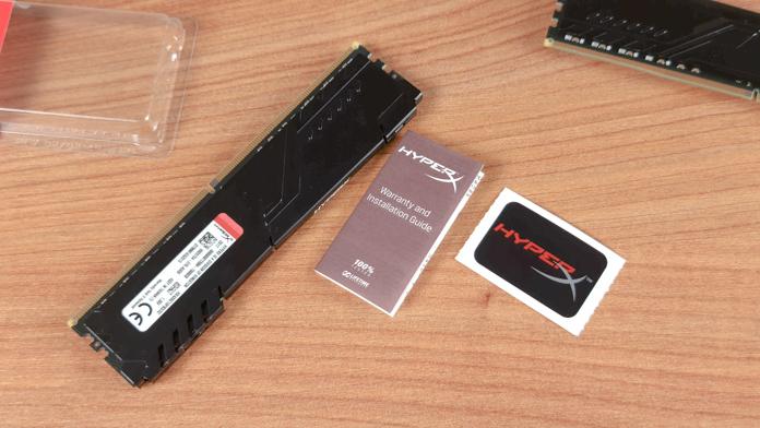 HyperX 3600 MHz 2x32GB