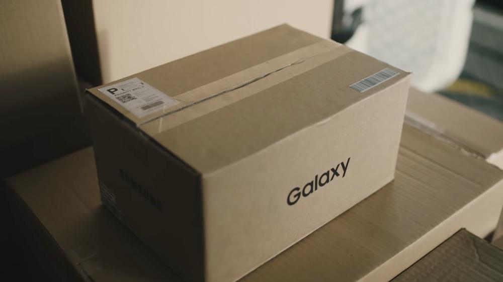 Samsung Galaxy Unpacked April21