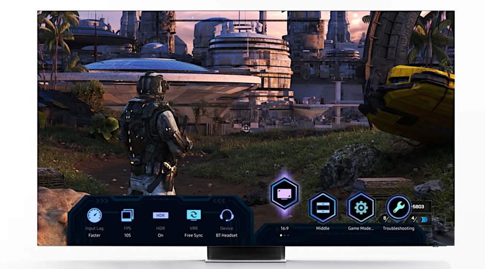 Ігрові можливості Neo QLED
