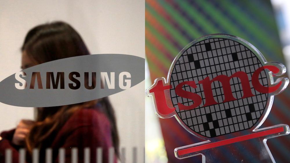 Samsung TSMC