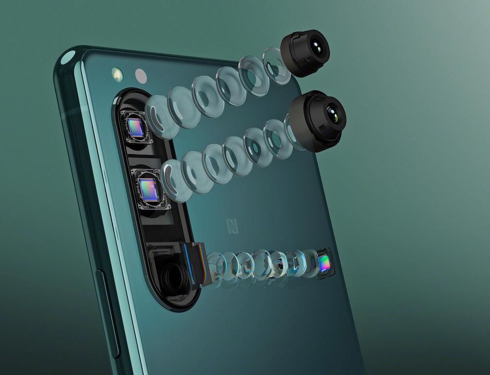 Sony Xperia Cameras