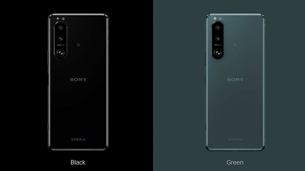 Sony Xperia Colors