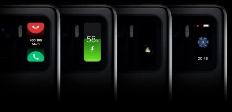 Xiaomi 11 Ultra Mi Band 5 Dispaly