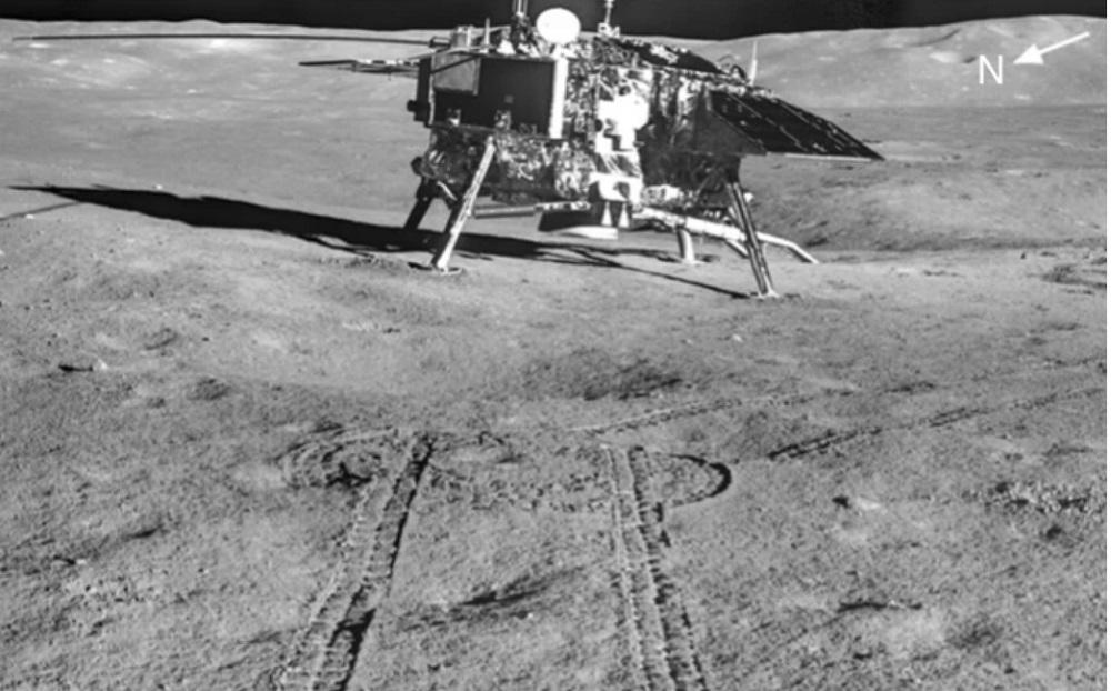 Освоєння Китаєм Місяцю