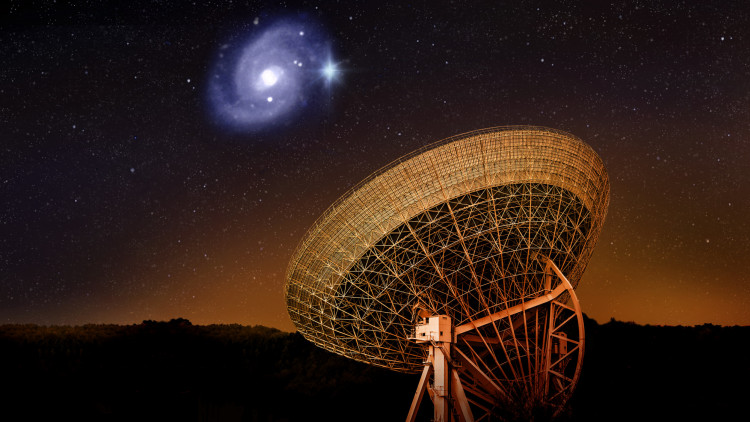 Effelsberg telescope