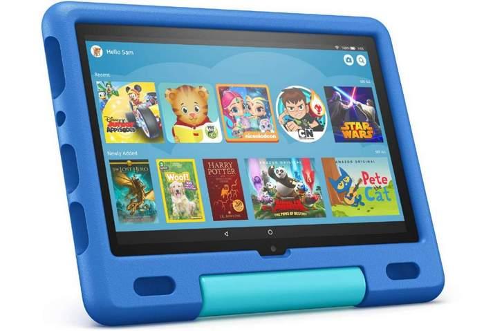 Amazon Fire Kids Pro
