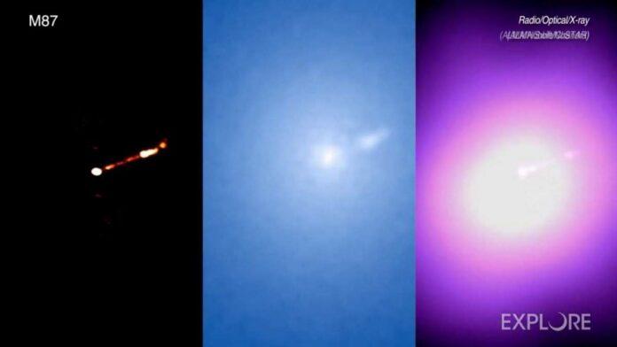 eht black hole m87