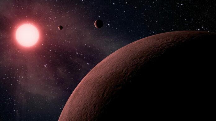distant planet