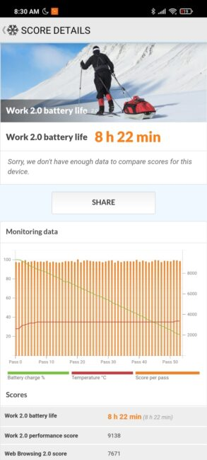 Poco X3 Pro - Battery