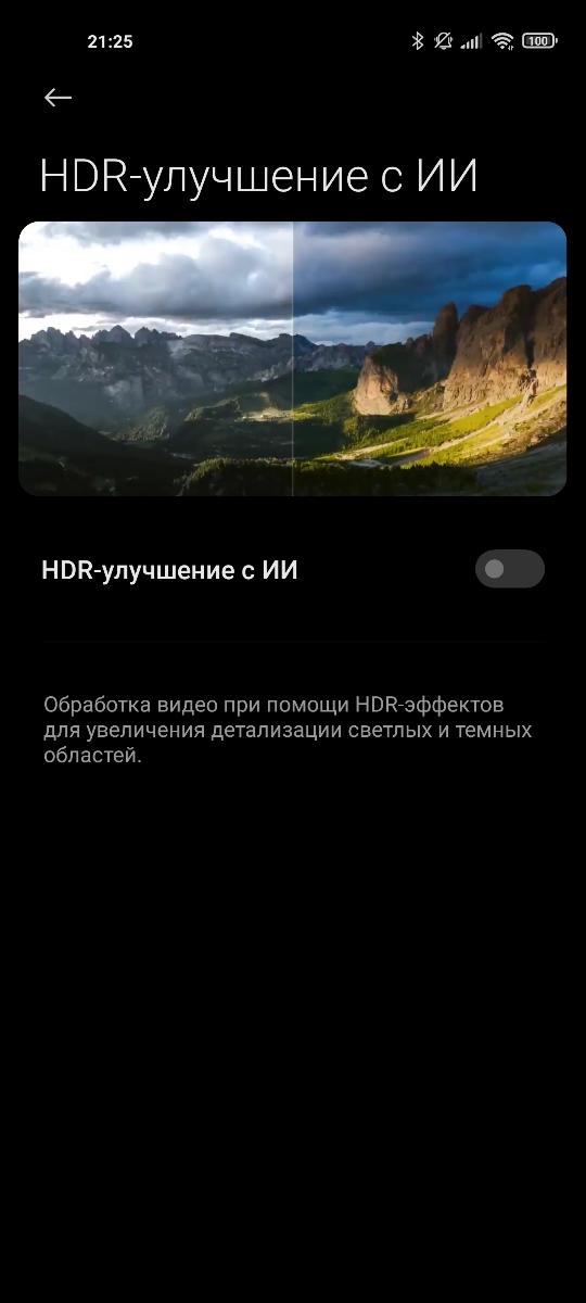 Xiaomi Mi 11 - AI Display