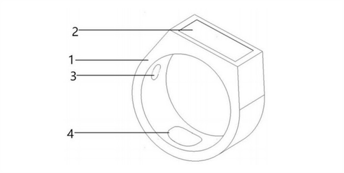vivo Ring patent