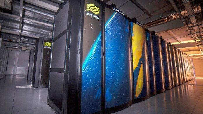 Microsoft Cray XC40 Met