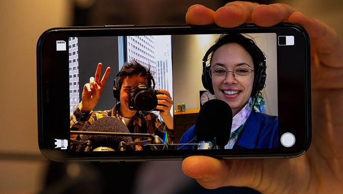 Топ-8 приложений для записи видео на Android и iOS