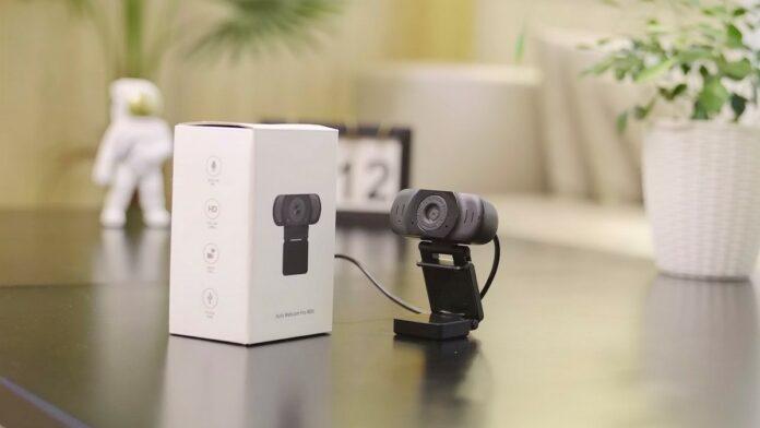 Vidlok Auto Webcam Pro W90