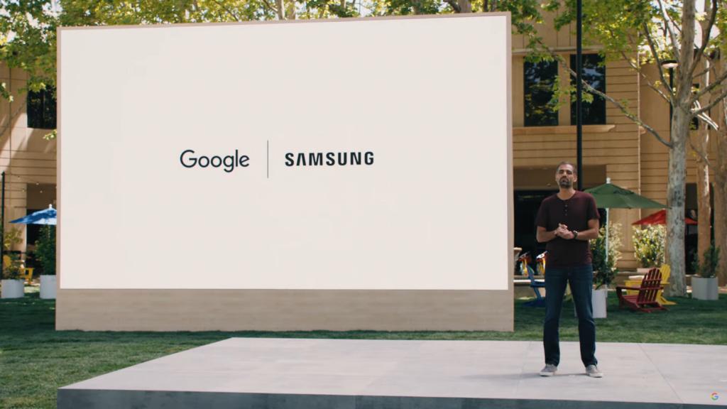 google i samsung